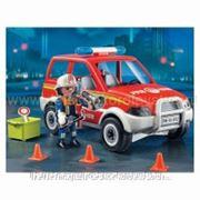 Автомобиль директора пожарной службы фото