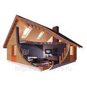 Каркасные дома фотография