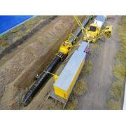 Макет переизоляция магистрального газопровода РБ фото