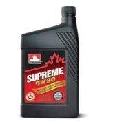 Моторное масло для легковых автомобилей Petro Canada SUPREME 5W-30 API SN, ILSAC GF-5 4 л фото