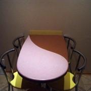 Столы из камня для кафе, баров, ресторанов фото
