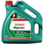 Моторное масло Castrol 10W40 Magnatec 4л фото