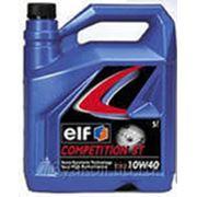 Моторное масло ELF 10W-40 фото