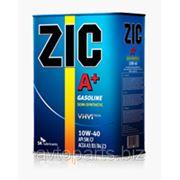 Моорное масло ZiC A+ 10W40 4л фото