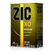 Моорное масло ZiC XQ 10W40 4л фото