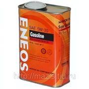 Масло моторное ENEOS SUPER GASOLINE SL 5W-30 ( ENEOS SEMI-SYNTHETIC)