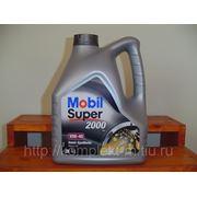 Mobil Super 2000 10W-40 фото