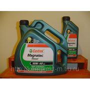 Castrol Magnatec 10W-40 фото