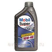 Mobil Super™ 2000 X1 10W-40 (1л.) фото