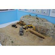 Макет переизоляция газопровода в РД фото