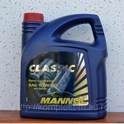Mannol CLASSIC SAE 10W-40 API SM/CF фото