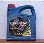 Mannol MOLIBDEN BENZIN SAE 10W-40 API SL/CF фото