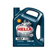 Масло SHELL HELIX полусинтетическое фото