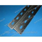 Профиль Z-образный ZП 45х25, 1.5, цинк фото