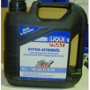 Hypoid-Getriebeoil TDL (GL-4/GL-5) 75W-90 — Полусинтетическое трансмиссионное масло фото