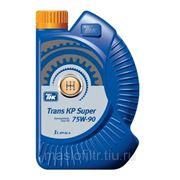 Полусинтетическое трансмиссионное масло ТНК Trans KP Super 75W-90 GL-4 1 л