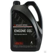 Моторное масло MITSUBISHI 0W30 ENGINE OIL 4л фото