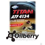 Жидкость для АКПП Mercedes Benz и SSANG YONG Fuchs Titan ATF 4134 фото