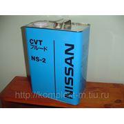 Масло NISSAN NS-2 фото