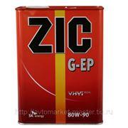 ZIC EP G-4 80W90 GL-4 4л фото