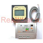 Контроллер заряда EPSolar Tracer MPPT 1215RN 10A Input 150V +LCD remote meter фото