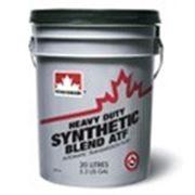 Трансмиссионное масло PETRO-CANADA HEAVY DUTY SYNTHETIC BLEND ATF фото