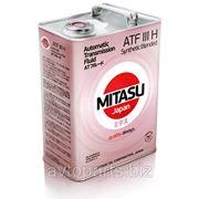 Масло для вариатора MITASU ATF III H Synthetic Blended 4л фото