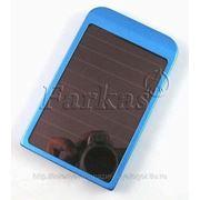 Солнечное универсальное зарядное устройство для laptop, phone.mp3, mp4, фотокамеры, 2600 мАч фото
