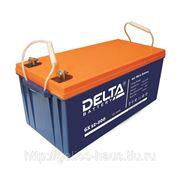 Аккумулятор Delta GX 12-230 фото