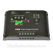 PWM контроллер заряда 10Ампер, 12-24Вольт фото