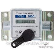 Счетчик расхода топлива DFM 100C фото