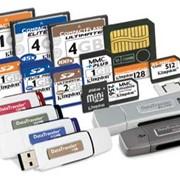 Комплектующие: карты памяти