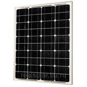 Солнечная батарея 50 Вт Ватт ФСМ-50P поликристаллическая фото