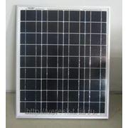 Монокристаллический солнечный модуль 50Вт SW050M фото