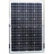 Солнечная батарея 60 Вт ватт RS-60M12-EX монокристаллическая фото