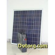 Солнечный генератор на 300 Ватт 220 Вольт фото