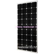 Солнечная батарея 155 Вт Ватт ФСМ-155М монокристаллическая фото