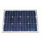 Монокристаллический солнечный модуль 30Вт GSMG-030D фото