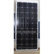 Солнечная батарея 100 Вт ватт RS-100M12-EX монокристаллическая фото
