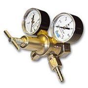 Редуктор углекислотный для оборудования розлива пива УР-5-3-10 (1 выход - ниппель 6,3 мм+гайка М16х1,5) фото