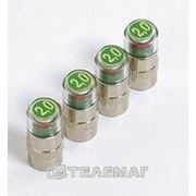 TIRE ZONED Колпачки-индикаторы давления колес 2.2 атм фото
