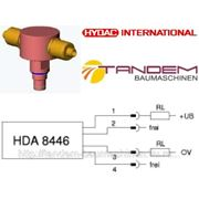 Датчик давления HYDAC HDA8446-A0400-000 фото