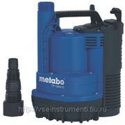 Погружной насос metabo tp 12000 si 0251200009 фото