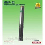 Погружной скважинный насос Кратон WWP-02