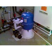 Выполним монтаж систем отопления, водопровода, канализации.