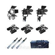 Осветительный комплект Logocam 600/SFF DIM KIT фото