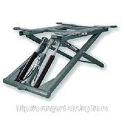 Подъемник ножничный мобильный г/п 2600 кг фото