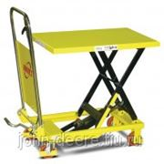 Гидравлический подъемный стол Unilift LTH-150A фото