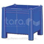 Пластиковый контейнер (Box Pallet) фото