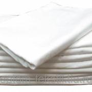 Простыня 1,5 бязь отбеленная плотность ткани 105 гр/м2 фото